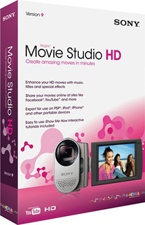 Sony Vegas Movie Studio