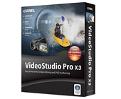 Corel Video Studio Pro X3