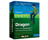 Dragon NaturallySpeaking 10